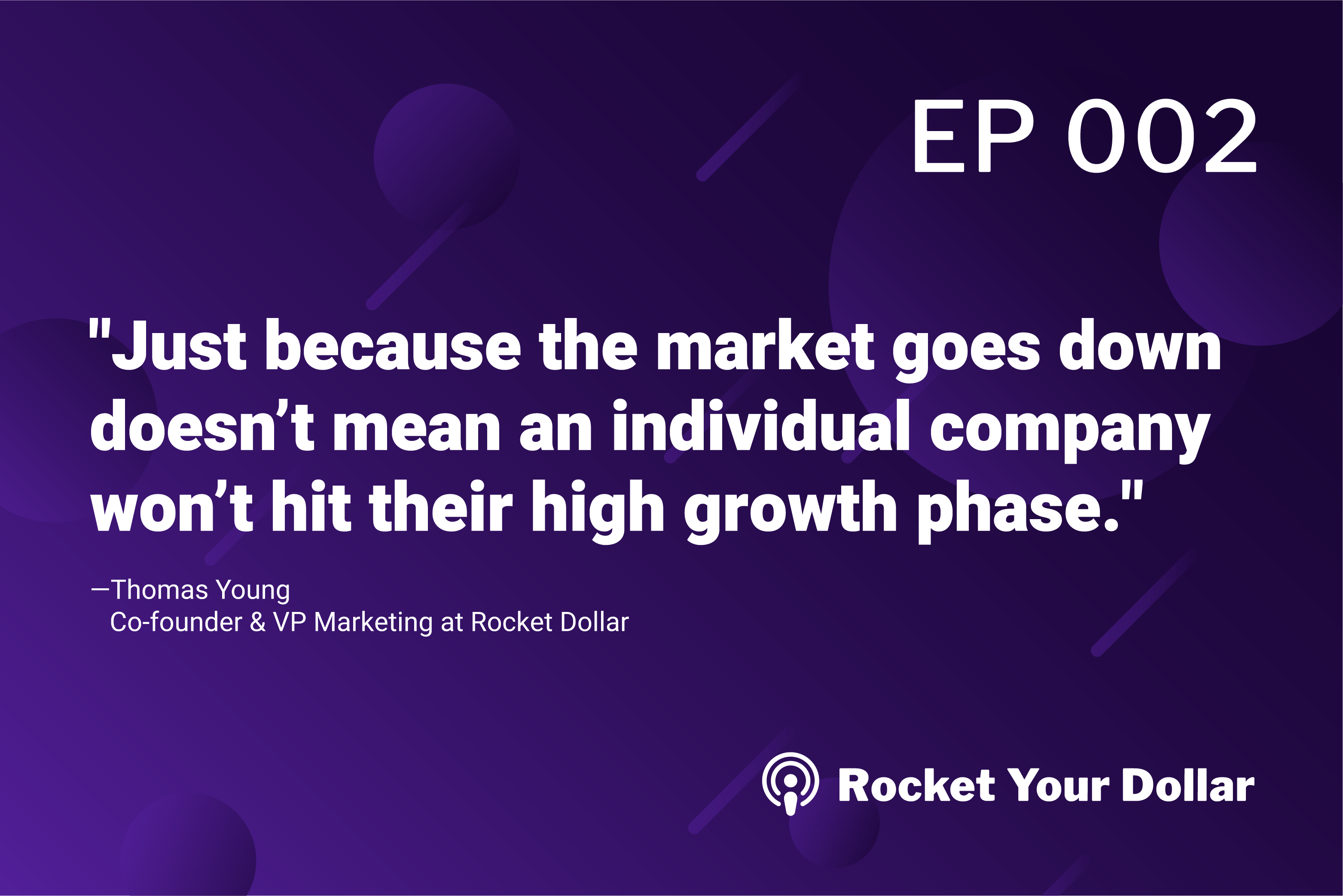 Rocket Your Dollar Ep.2: The Tax and Alternative Asset Advantages of Self-Directed Investing