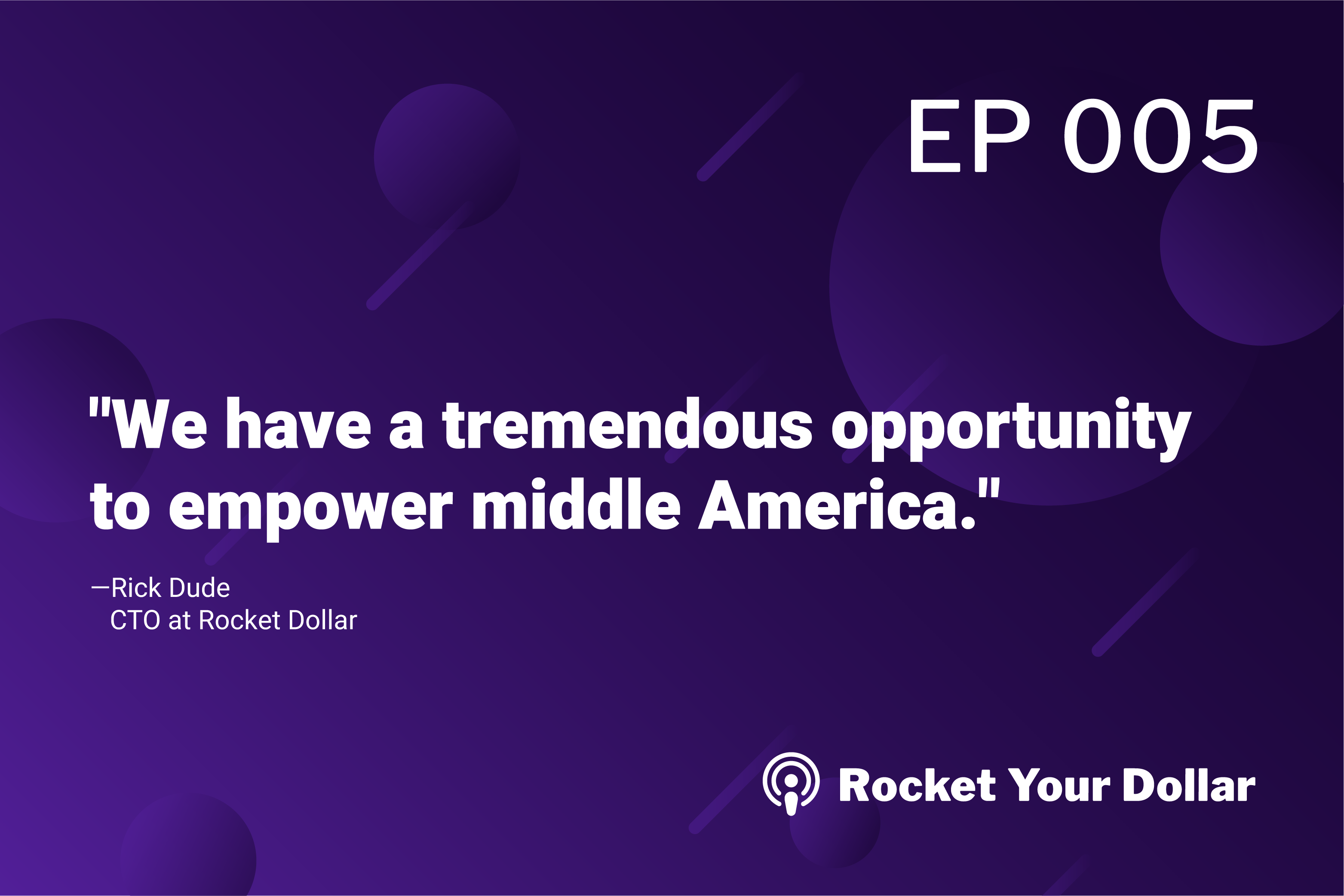 Rocket Your Dollar Ep. 5: The Evolution of a Self-Directed Account