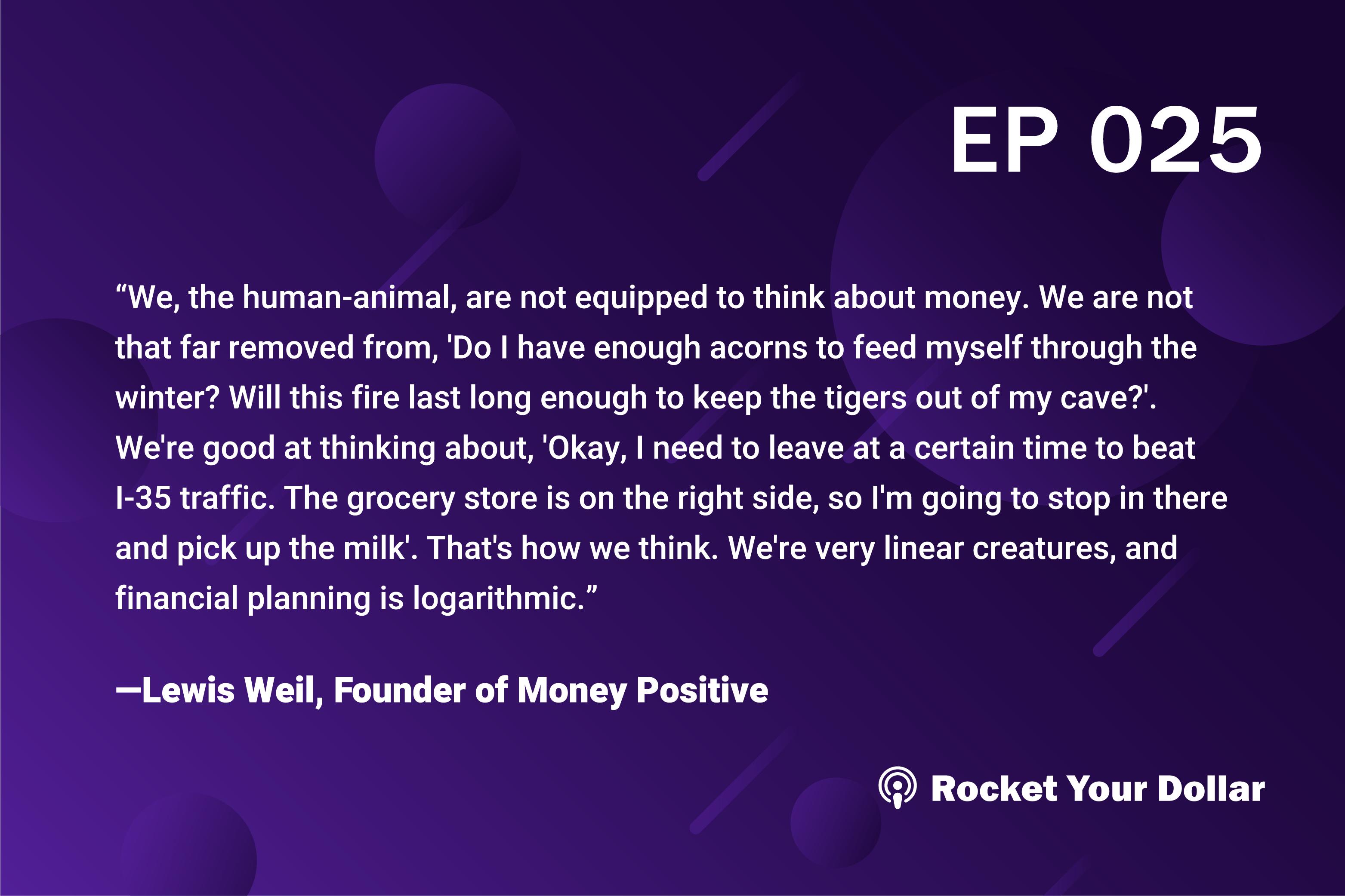 Rocket Your Dollar Ep. 25: Money Positivity