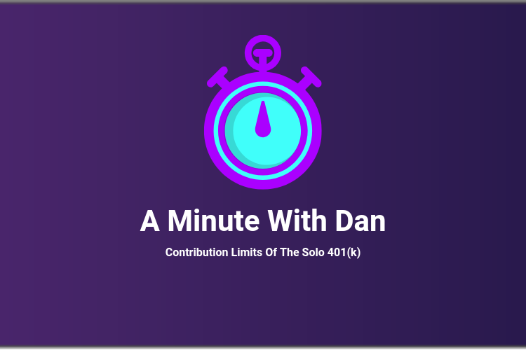 A Minute With Dan: 50 is the new 61