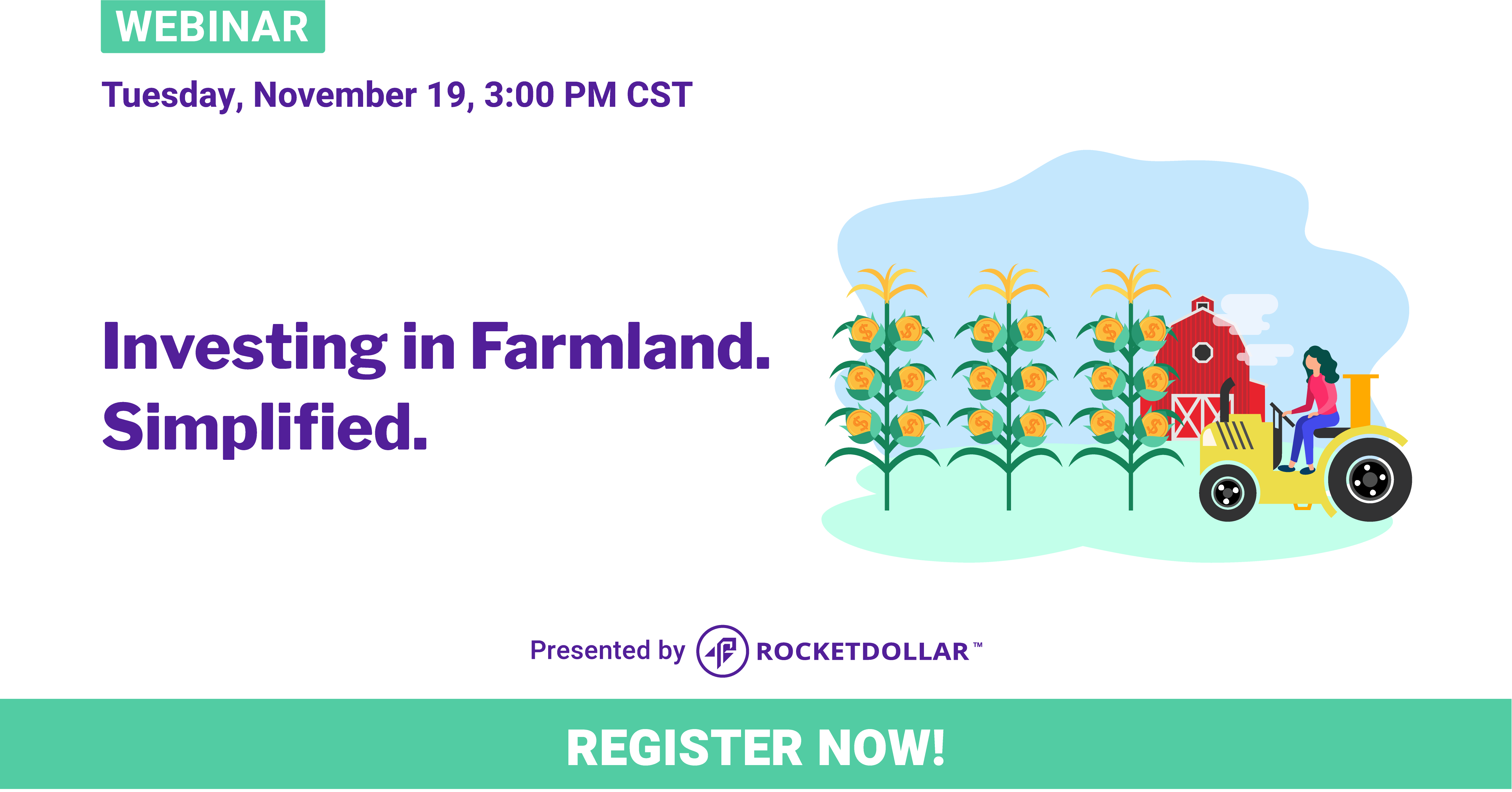 Investing in Farmland, Simplified