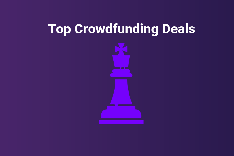 May 2019 KingsCrowd Top Deal Selection