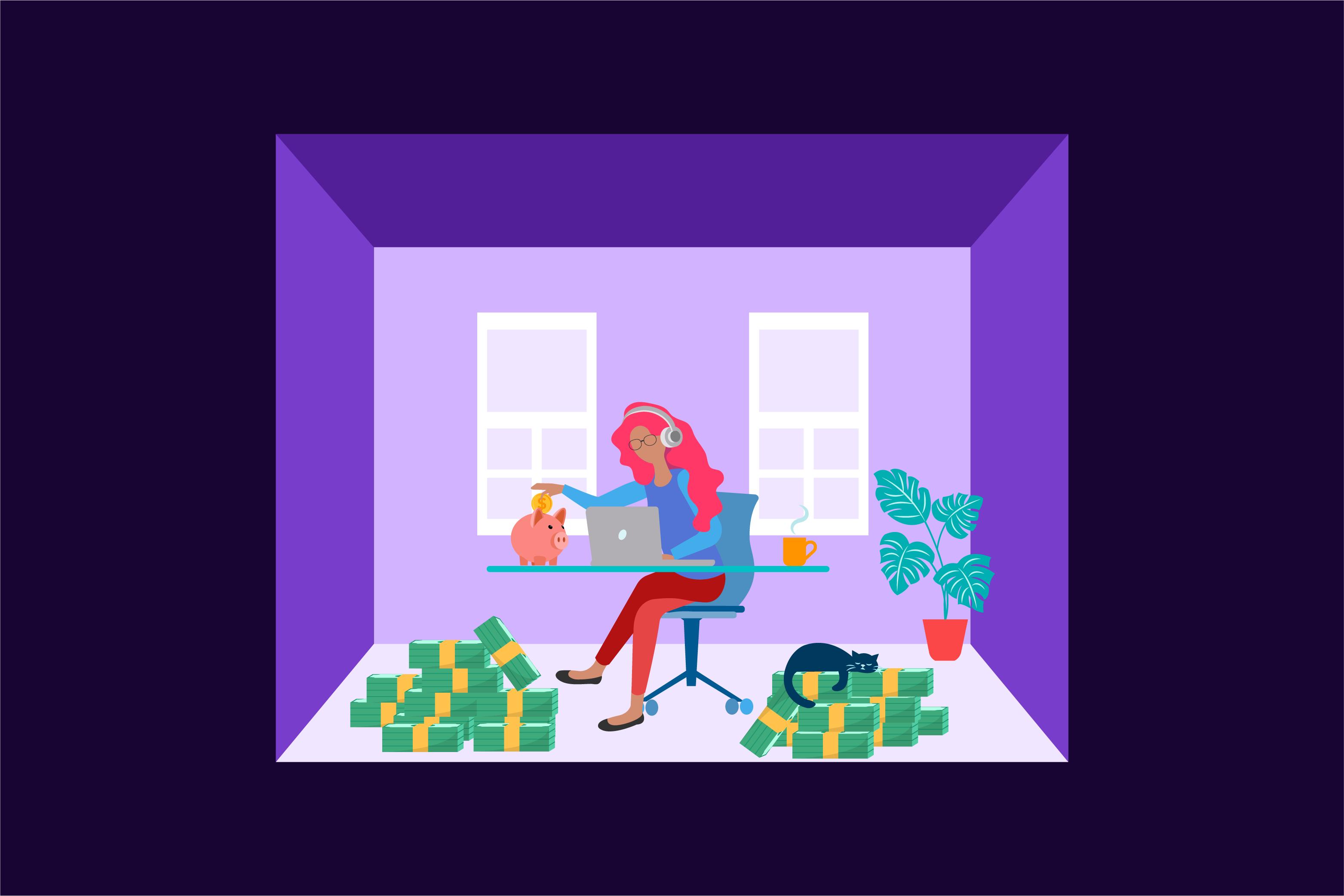 How Self-Employed Retire Solo 401k webinar