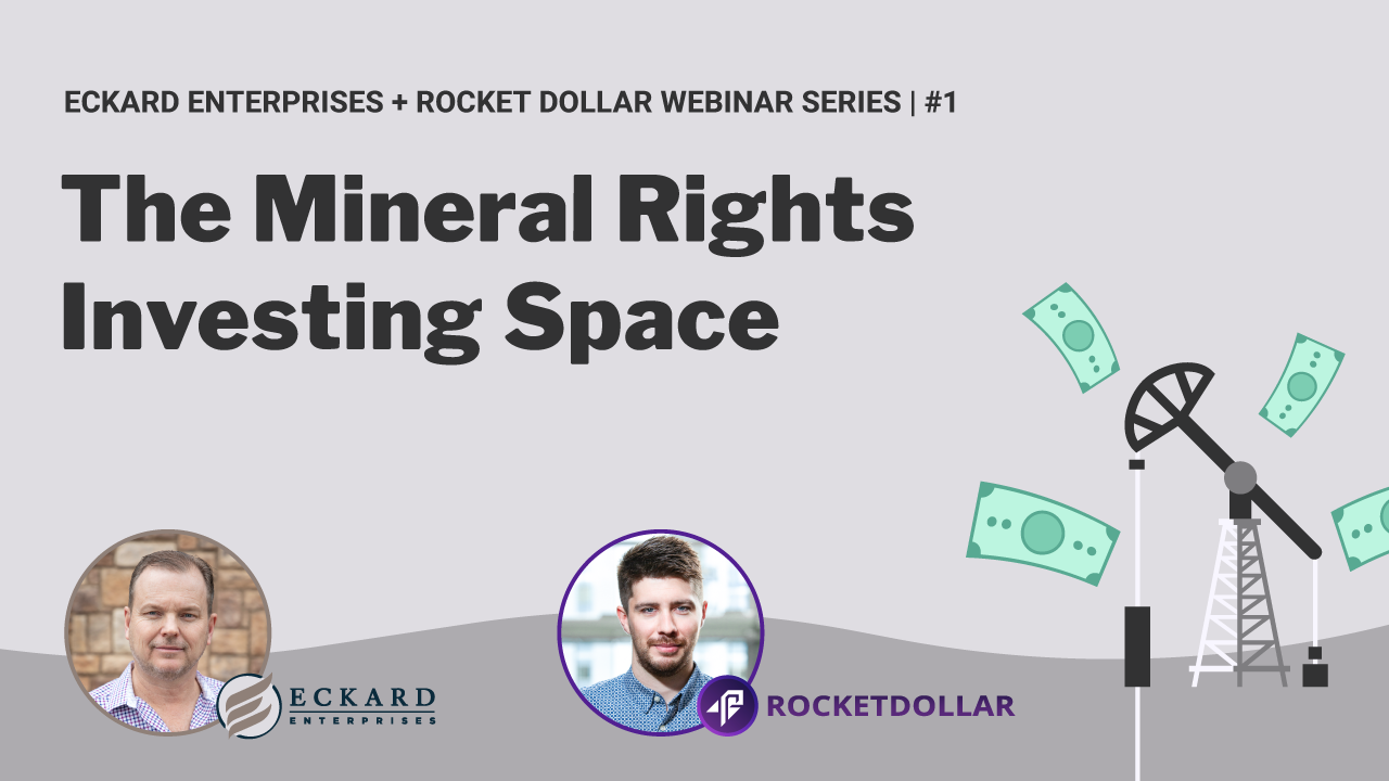 The Mineral Rights Investing Space