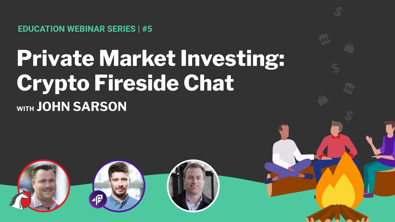 Crypto Fireside Chat | Regiment + Rocket Dollar #5