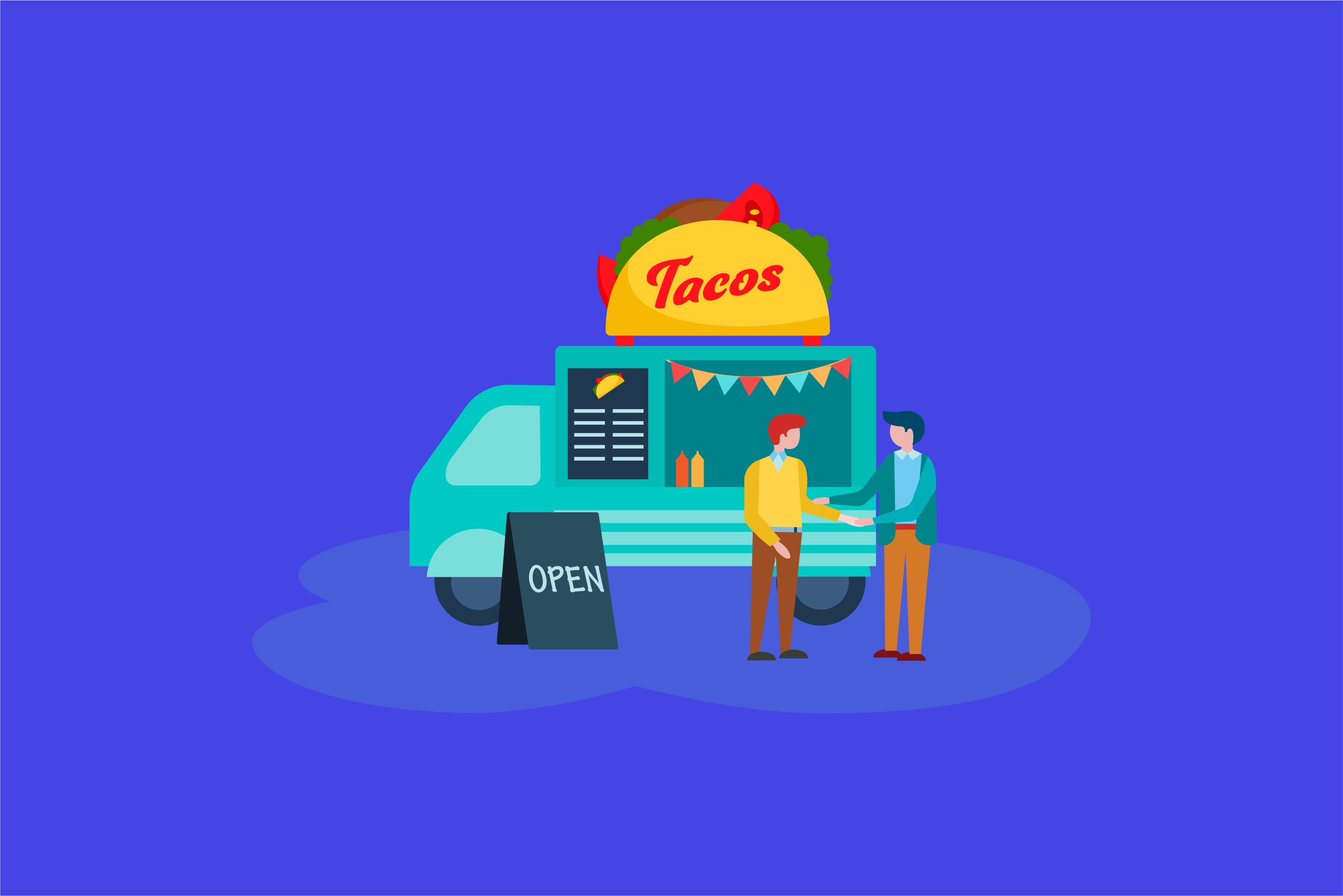 Investing Locally With a Self-Directed Account: How to Invest in a Taco Truck Small Business With Your Rocket Dollar IRA