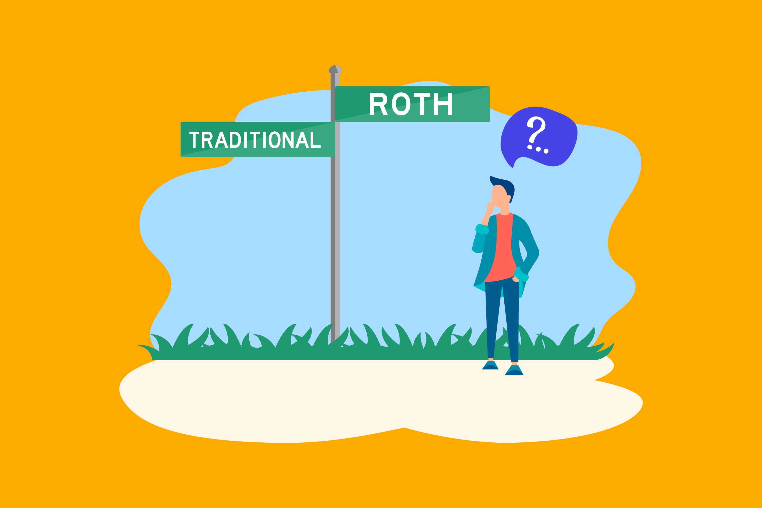 Roth Case Study